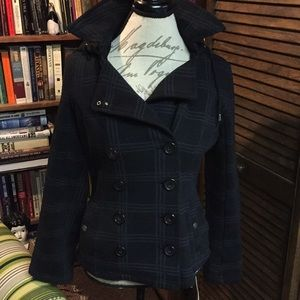 Maurice's short waisted jacket Size M